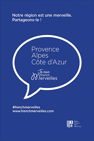 FRENCH MERVEILLES REGION PACA