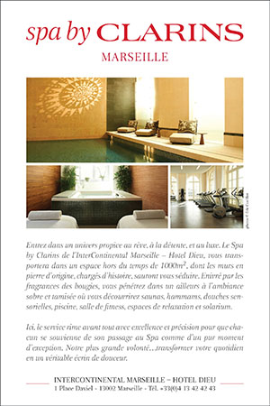 SPA BY CLARINS HOTEL INTERCONTINENTAL
