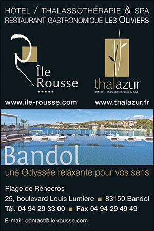 Hotel Ile Rousse Bandol