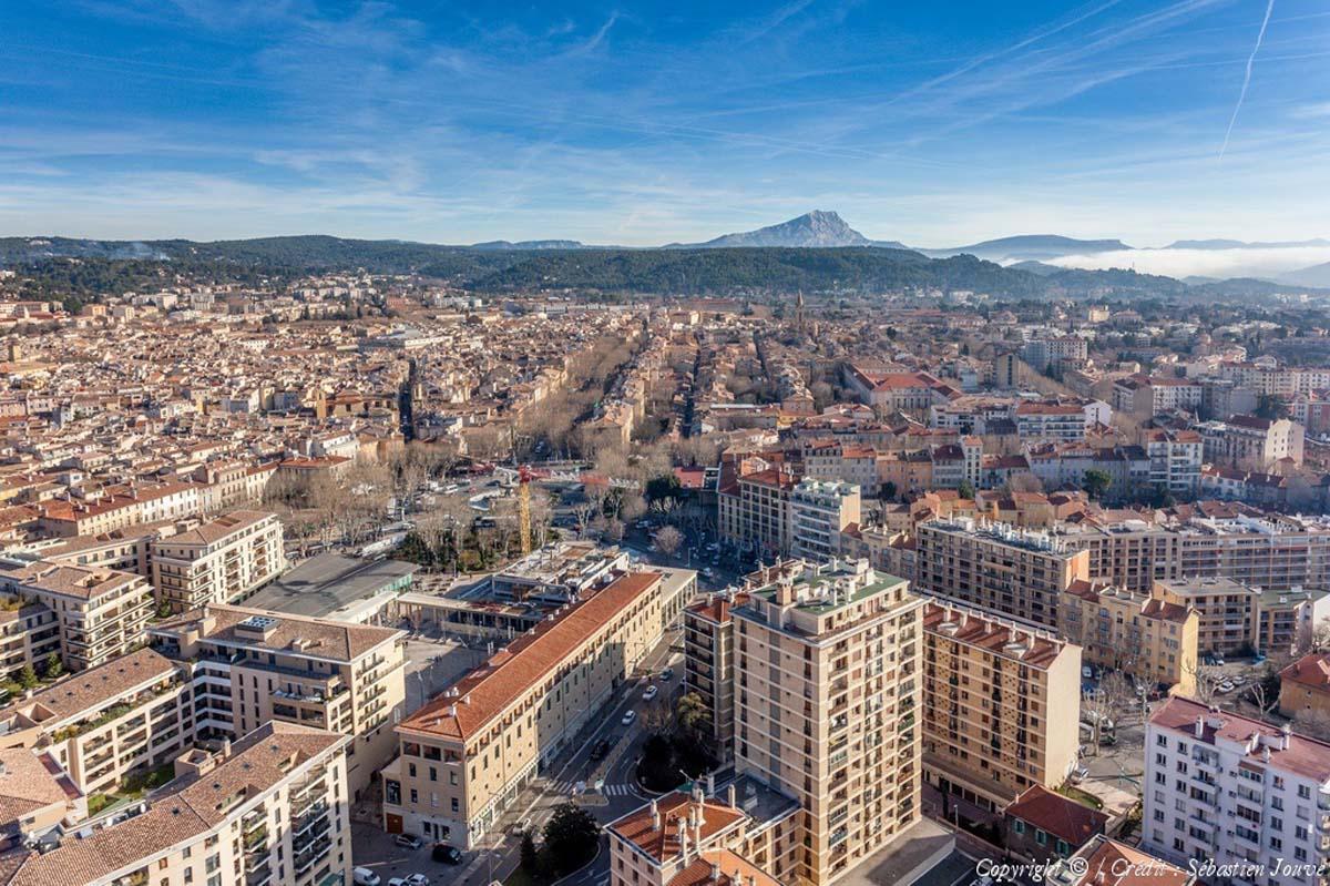 Aix en provence syndicat d 39 initiative marseille tourisme for Train marseille salon de provence