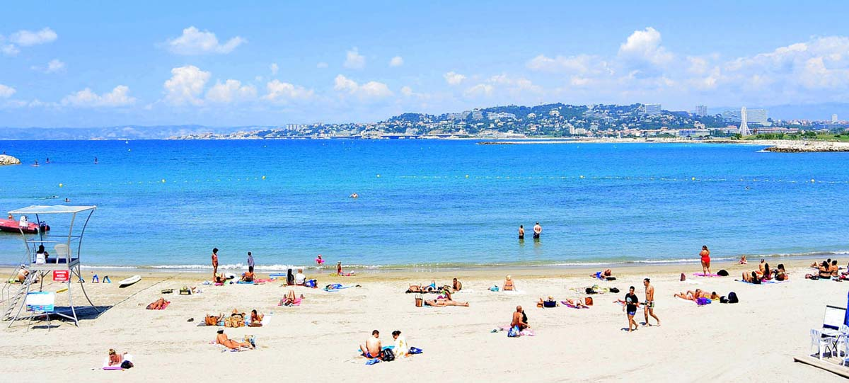 11 plage pointe rouge marseille